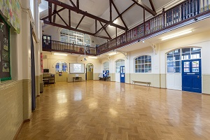 BES hire old hall