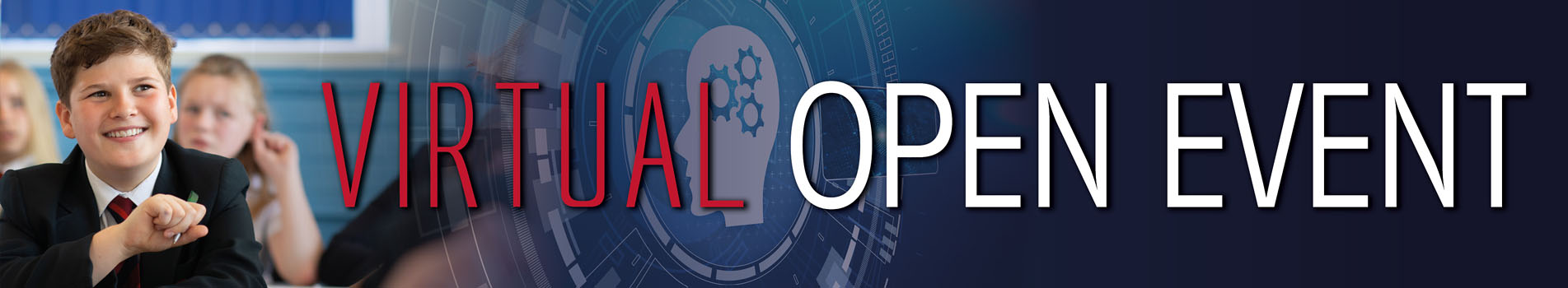 Virtual Open Event