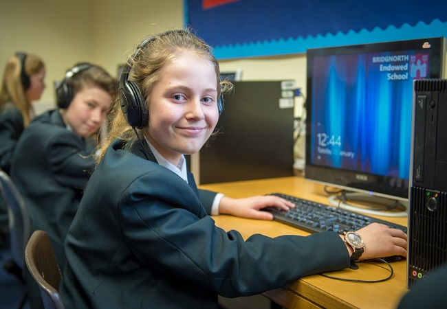 New Bridgnorth Endowed School Website