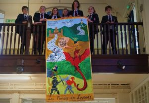 Banner for Thiers Arts Festival