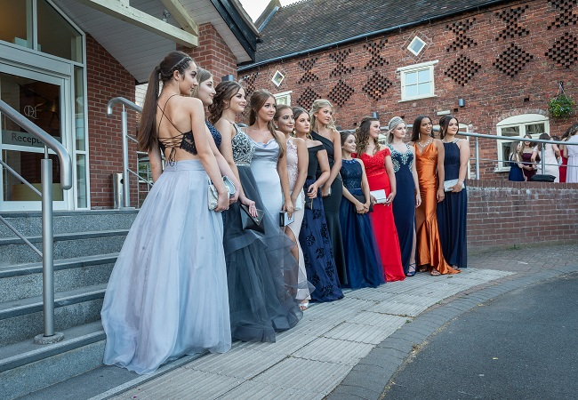 Bridgnorth Endowed School Prom 2018