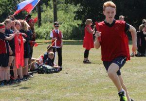 Bridgnorth Endowed School Sports Day 2018